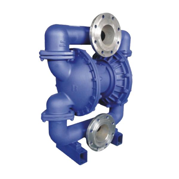QBYK3-125铸钢气动隔膜泵