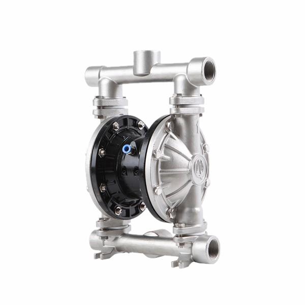 QBYK3-20/25 不锈钢 气动隔膜泵