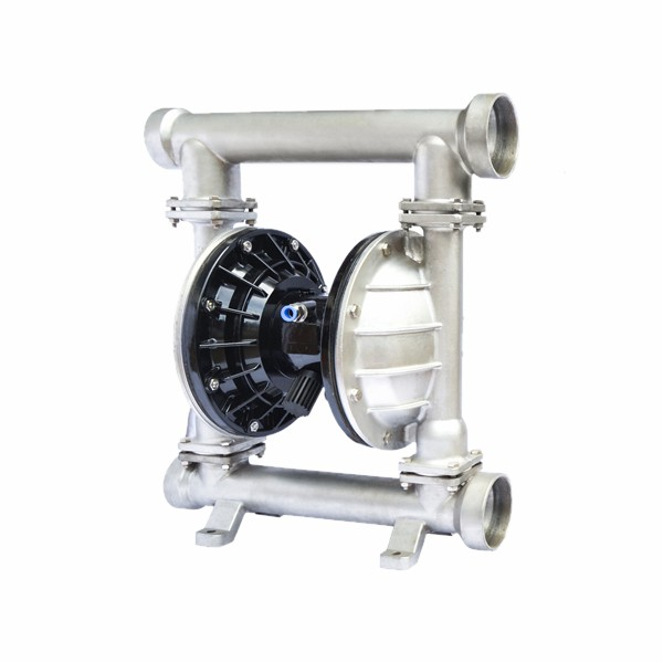 QBYK3-80/100 不锈钢 气动隔膜泵