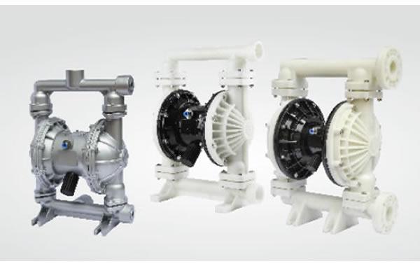 气动隔膜泵使用于哪些场合?