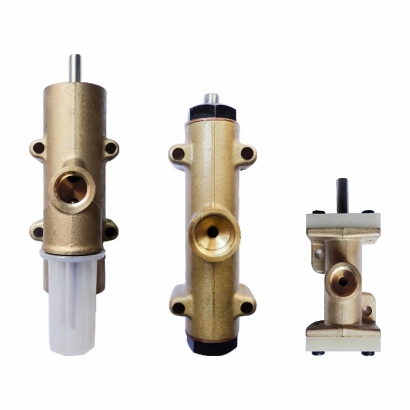 气动隔膜泵专用配气阀